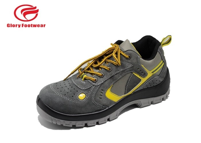 Ultra Light Oxford Mesh Composite Toe Tennis Shoes With Soft Sole Fashionable